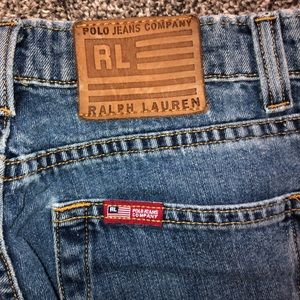 Polo by Ralph Lauren mom jeans